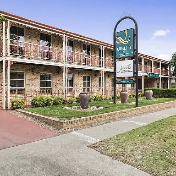 Quality Inn Colonial Bendigo