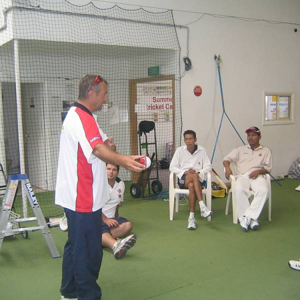 MICA - Coach Education Programme