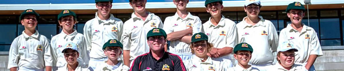 Official Team photo at Bay Oval