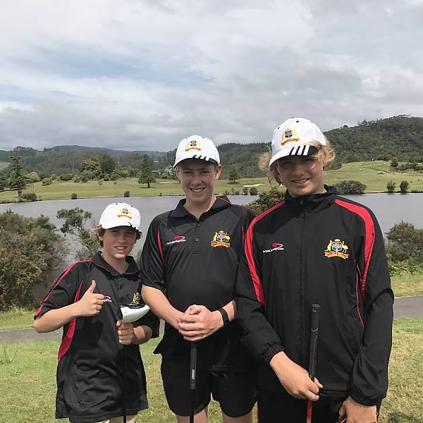 Golf @ Rotorua