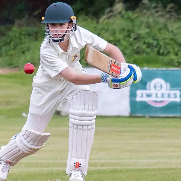 Curtly Wilson at Wythenshawe CC